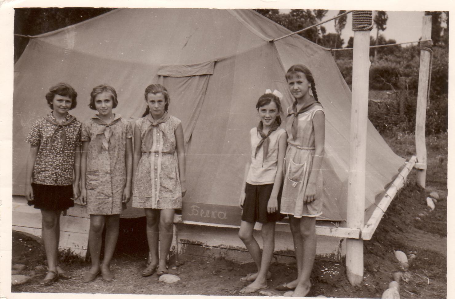 Розги в пионерском лагере 24 фотография